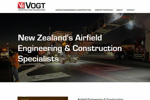 Vogtce - Home Page for New Zealand